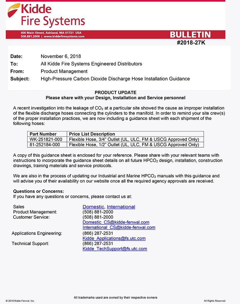 2018-27K_Kidde-Fire-Systems-High-Pressure-Carbon-Dioxide-Discharge-Hose