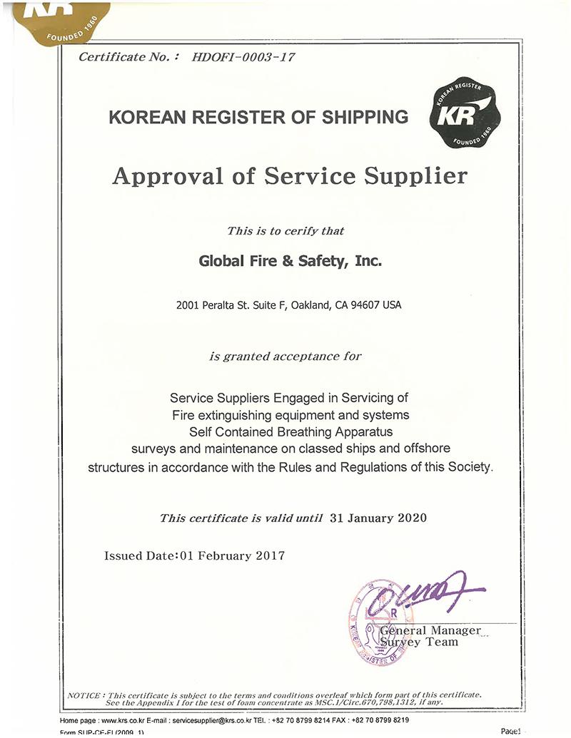 Korean Register Oakland