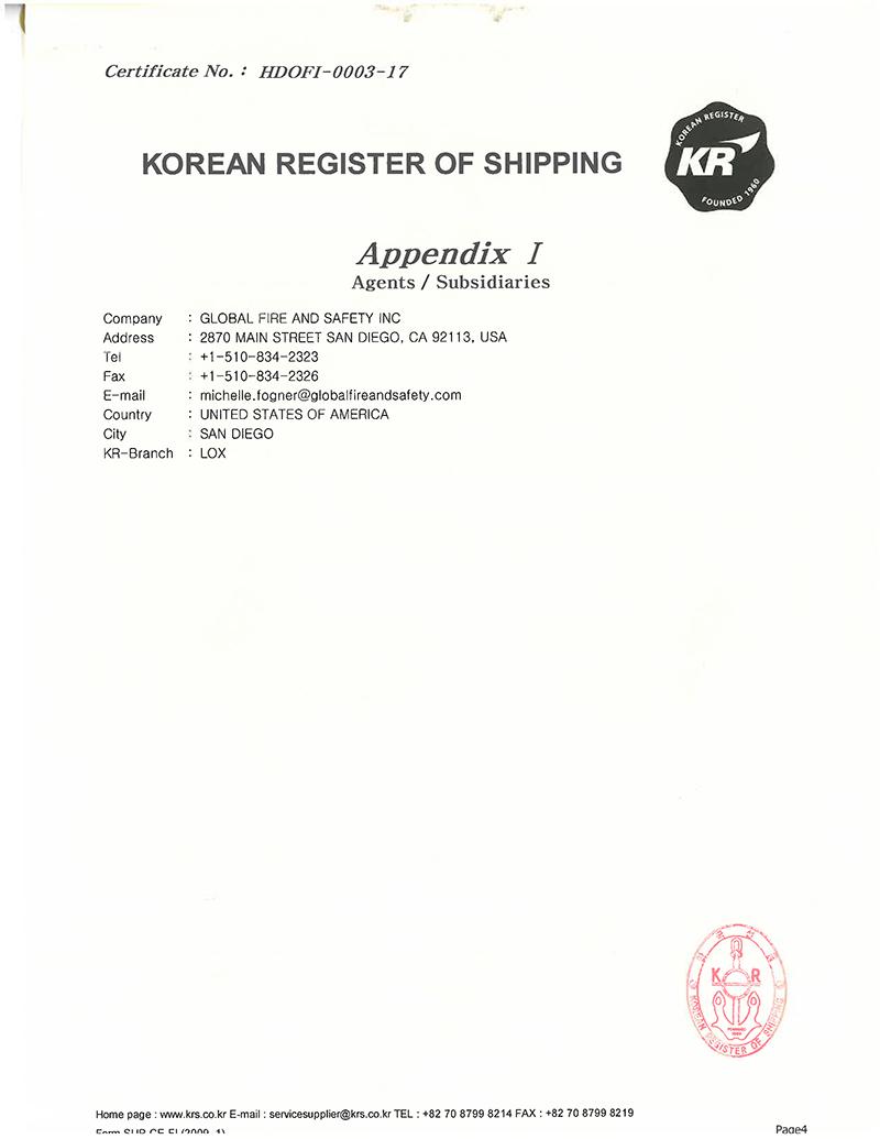 Korean Appendix